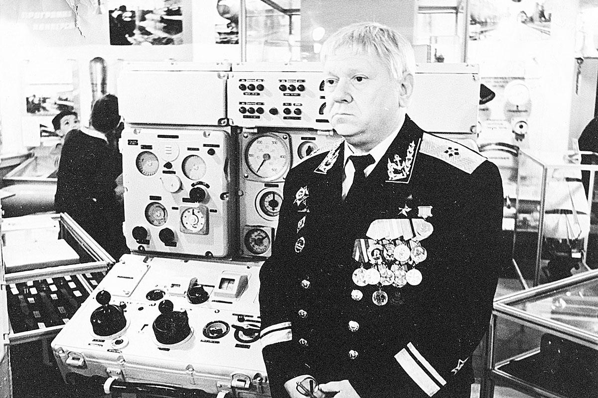 АПЛ «Ленинец»: 20 боевых походов